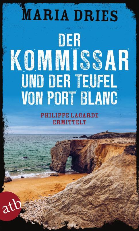 Cover-Bild Der Kommissar und der Teufel von Port Blanc