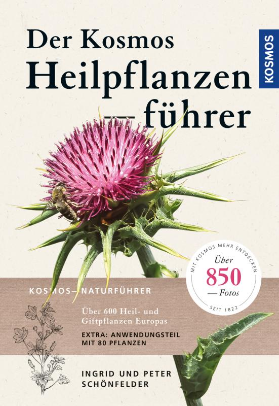 Cover-Bild Der Kosmos Heilpflanzenführer