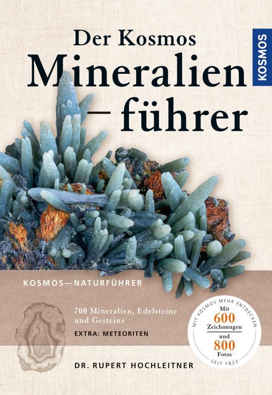 Cover-Bild Der Kosmos Mineralienführer