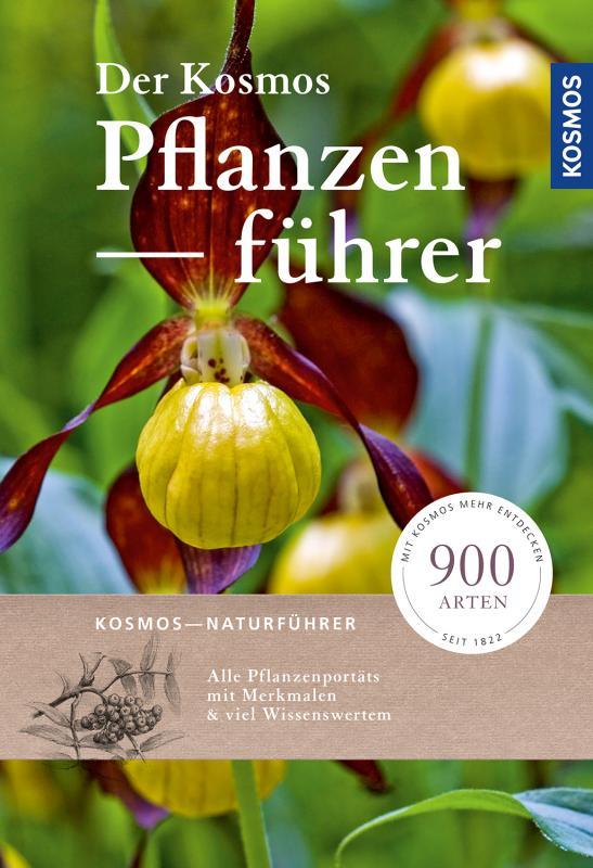 Cover-Bild Der Kosmos-Pflanzenführer