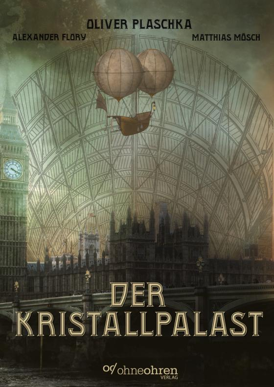 Cover-Bild Der Kristallpalast