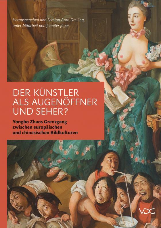 Cover-Bild Der Künstler als Augenöffner und Seher?
