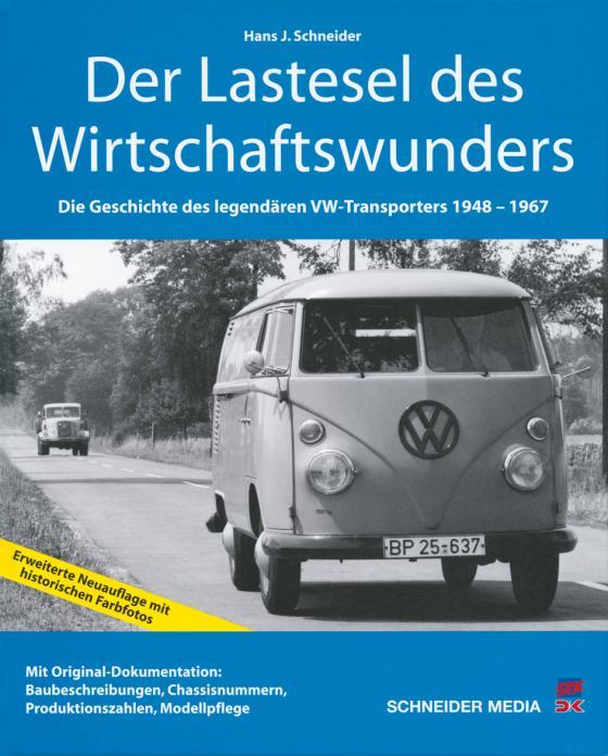 Cover-Bild Der Lastesel des Wirtschaftswunders