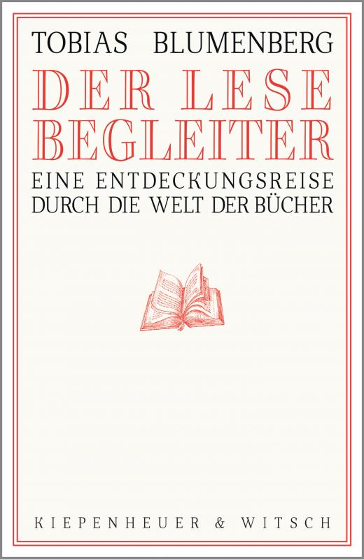 Cover-Bild Der Lesebegleiter