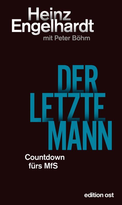 Cover-Bild Der letzte Mann
