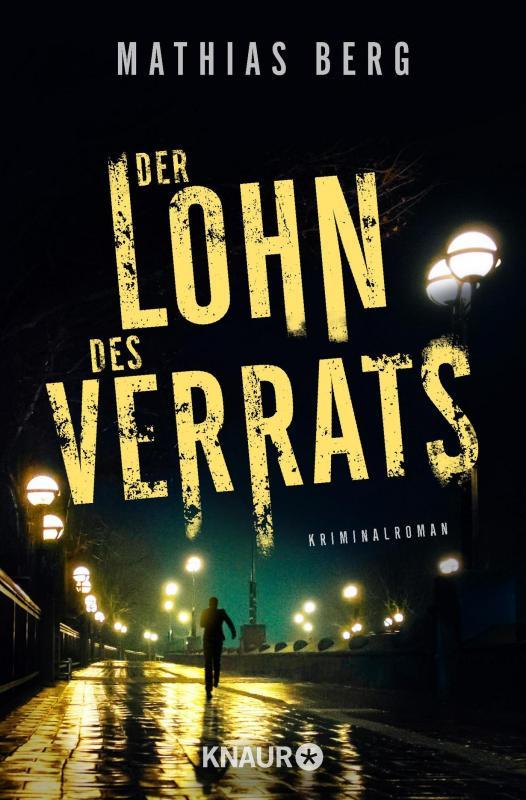 Cover-Bild Der Lohn des Verrats