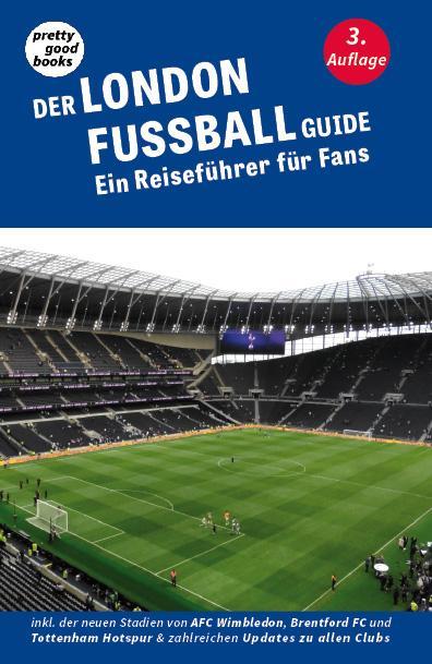 Cover-Bild Der LONDON FUSSBALL Guide