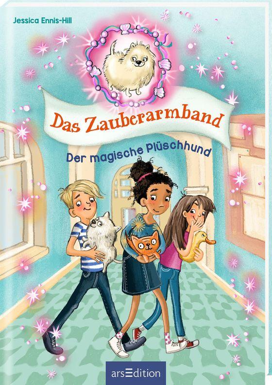 Cover-Bild Der magische Plüschhund