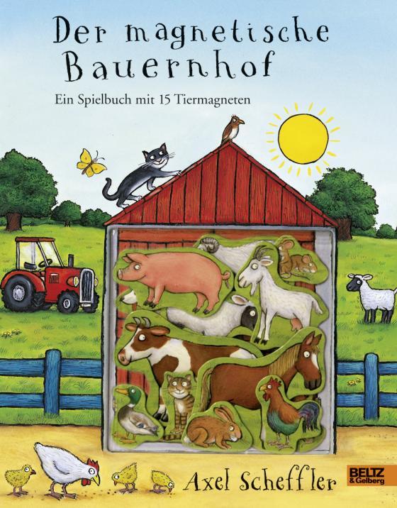Cover-Bild Der magnetische Bauernhof