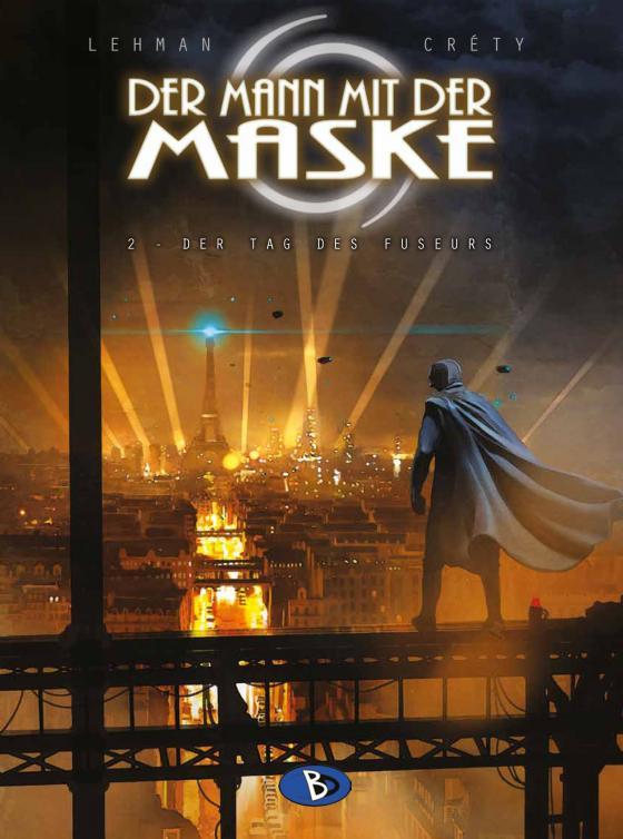 Cover-Bild Der Mann mit der Maske #2