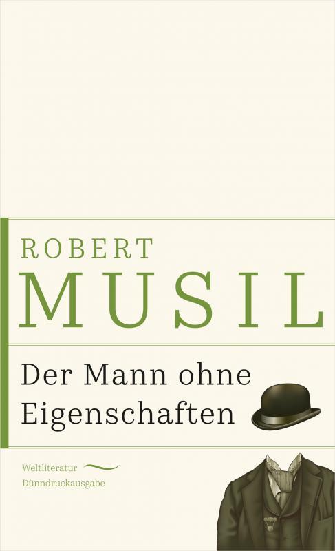 Cover-Bild Der Mann ohne Eigenschaften