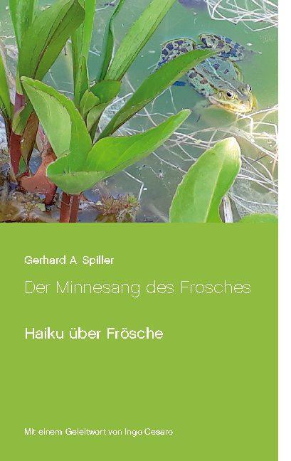 Cover-Bild Der Minnesang des Frosches
