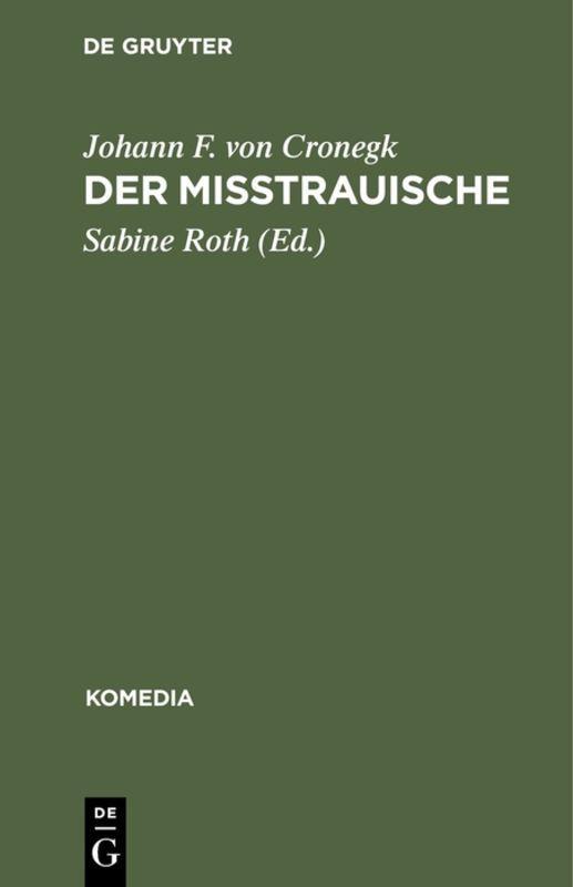 Cover-Bild Der Mißtrauische