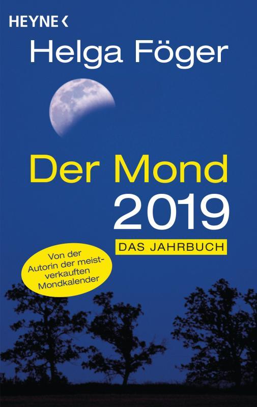 Cover-Bild Der Mond 2019