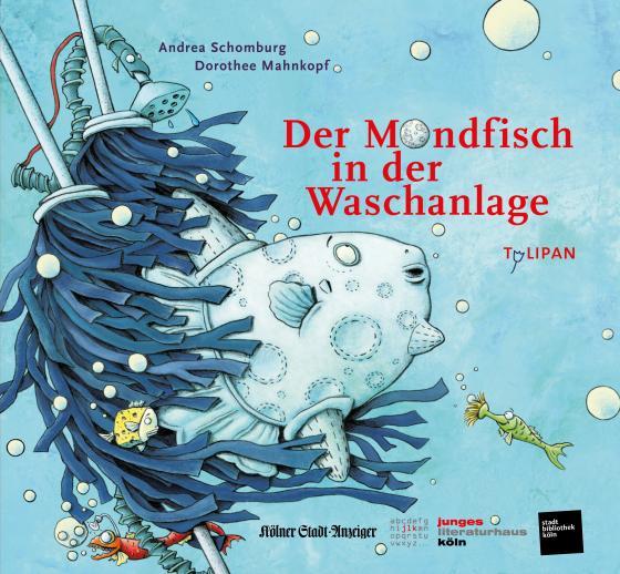 Cover-Bild Der Mondfisch in der Waschanlage