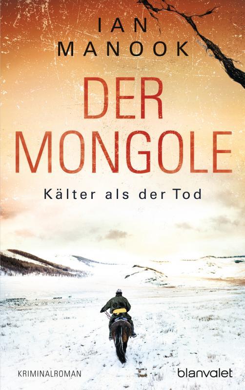 Cover-Bild Der Mongole - Kälter als der Tod