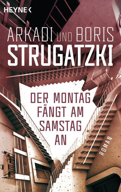 Cover-Bild Der Montag fängt am Samstag an