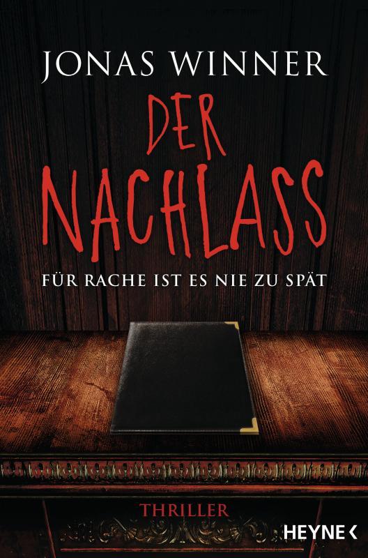 Cover-Bild Der Nachlass
