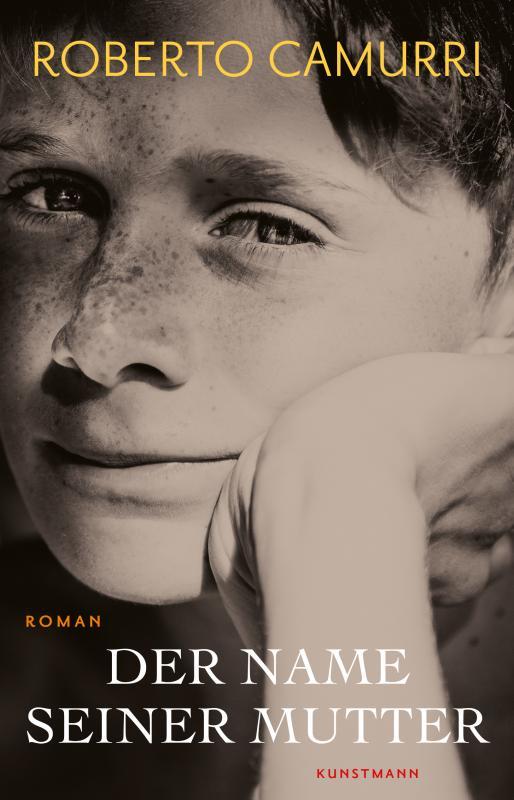 Cover-Bild Der Name seiner Mutter