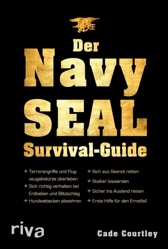 Cover-Bild Der Navy-SEAL-Survival-Guide