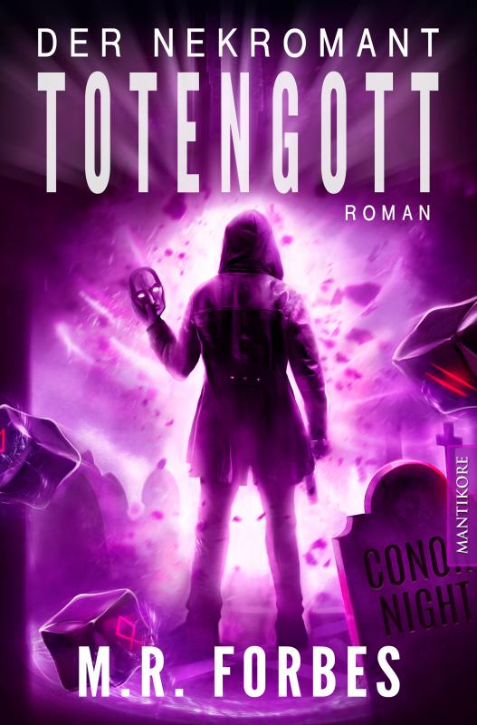 Cover-Bild Der Nekromant - Totengott
