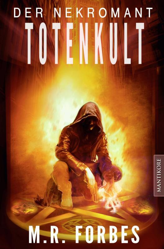 Cover-Bild Der Nekromant - Totenkult