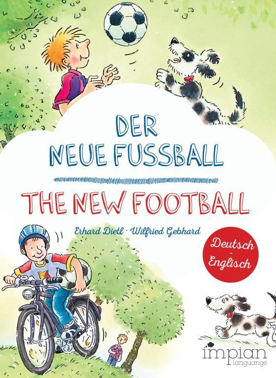 Cover-Bild Der neue Fußball / The new football