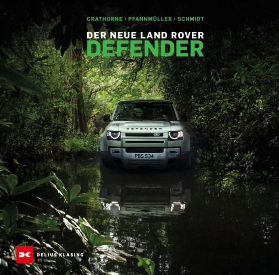 Cover-Bild Der neue Land Rover Defender