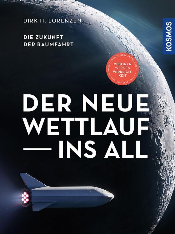Cover-Bild Der neue Wettlauf ins All