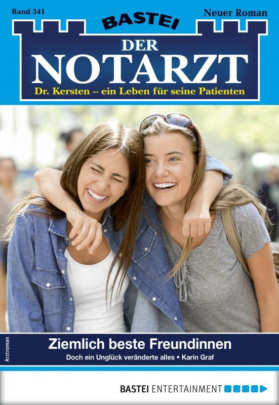 Cover-Bild Der Notarzt 341 - Arztroman