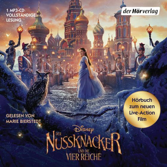 Cover-Bild Der Nussknacker und die vier Reiche. Das Geheimnis der Reiche