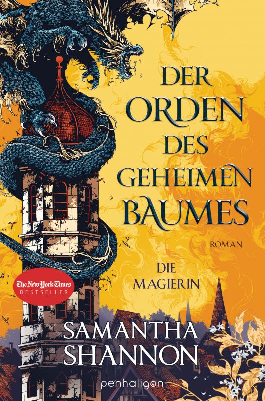 Cover-Bild Der Orden des geheimen Baumes - Die Magierin
