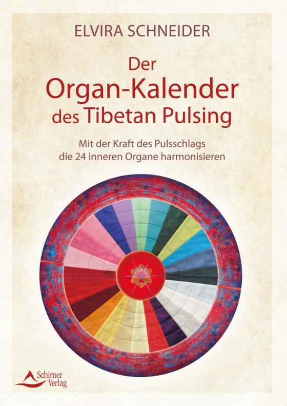 Cover-Bild Der Organ-Kalender des Tibetan Pulsing
