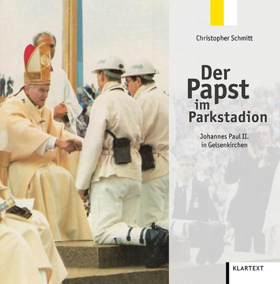 Cover-Bild Der Papst im Parkstadion