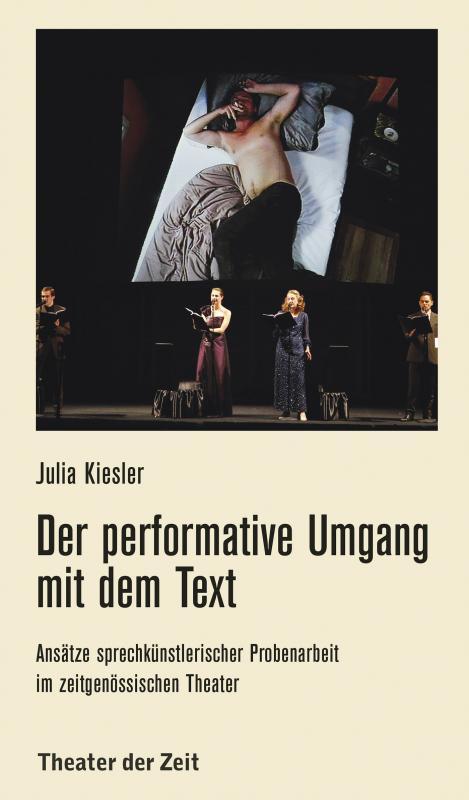 Cover-Bild Der performative Umgang mit dem Text