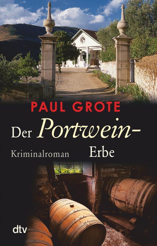 Cover-Bild Der Portwein-Erbe