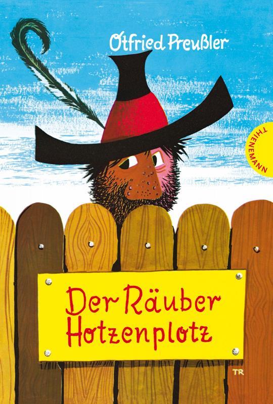 Cover-Bild Der Räuber Hotzenplotz 1: Der Räuber Hotzenplotz