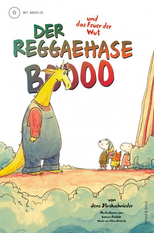 Cover-Bild Der Reggaehase Boooo und das Feuer der Wut