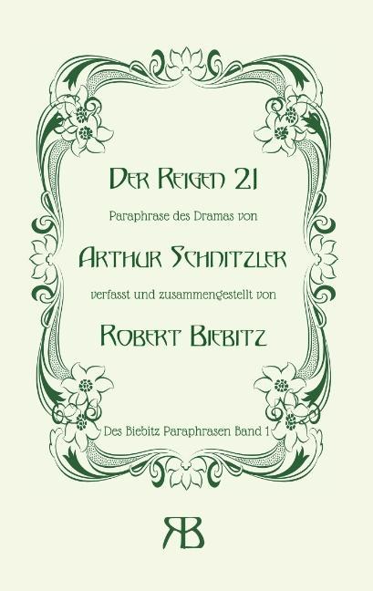 Cover-Bild Der Reigen 21