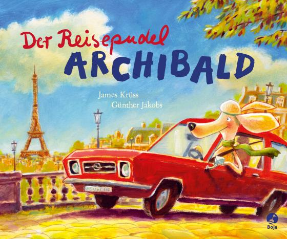 Cover-Bild Der Reisepudel Archibald