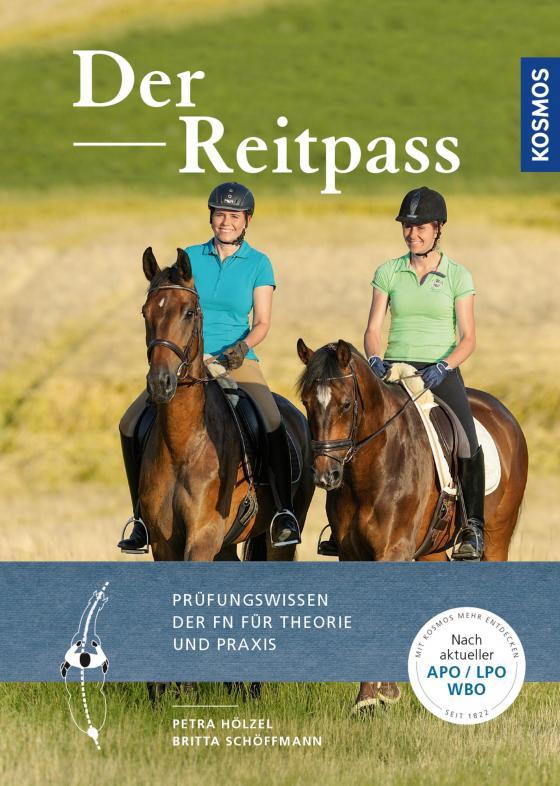 Cover-Bild Der Reitpass