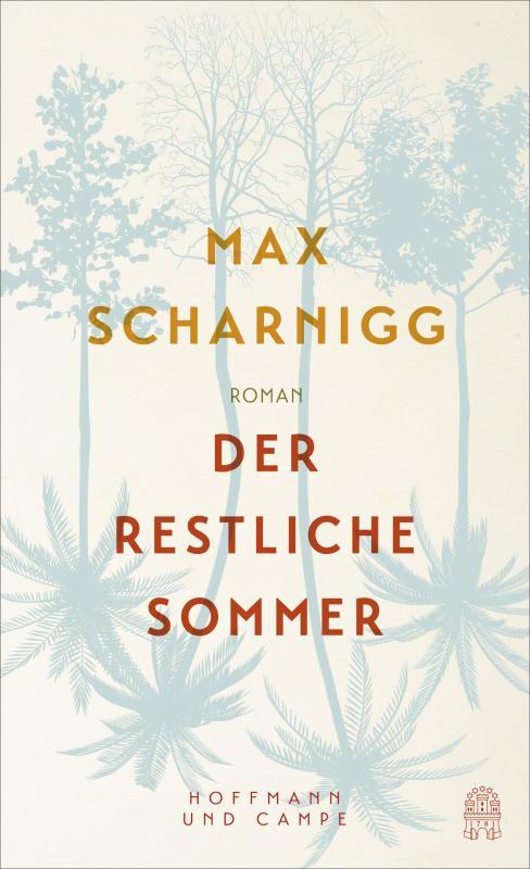 Cover-Bild Der restliche Sommer