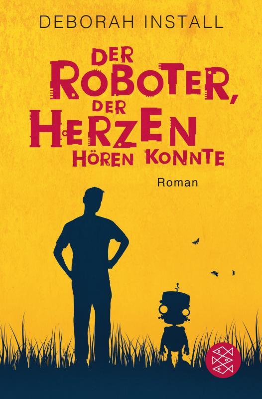 Cover-Bild Der Roboter, der Herzen hören konnte