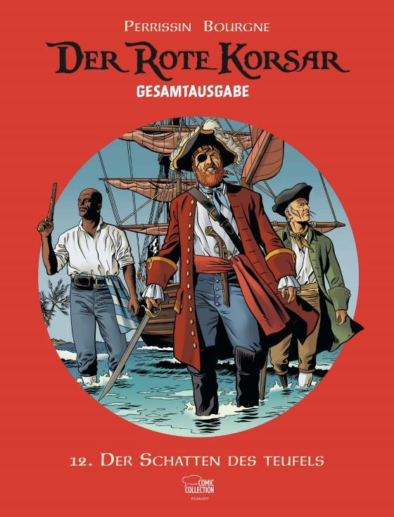 Cover-Bild Der Rote Korsar Gesamtausgabe 12