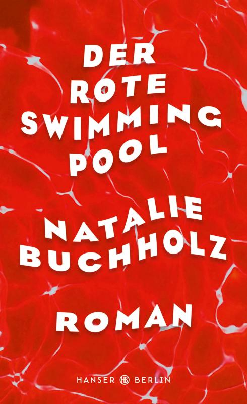 Cover-Bild Der rote Swimmingpool