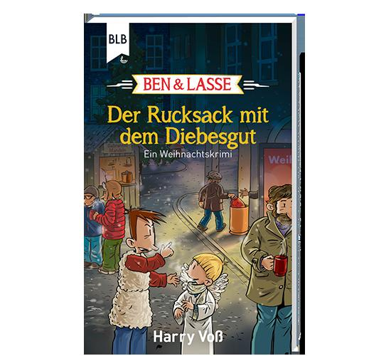 Cover-Bild Der Rucksack mit dem Diebesgut