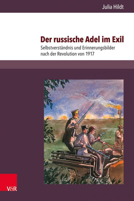 Cover-Bild Der russische Adel im Exil