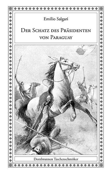 Cover-Bild Der Schatz des Präsidenten von Paraguay