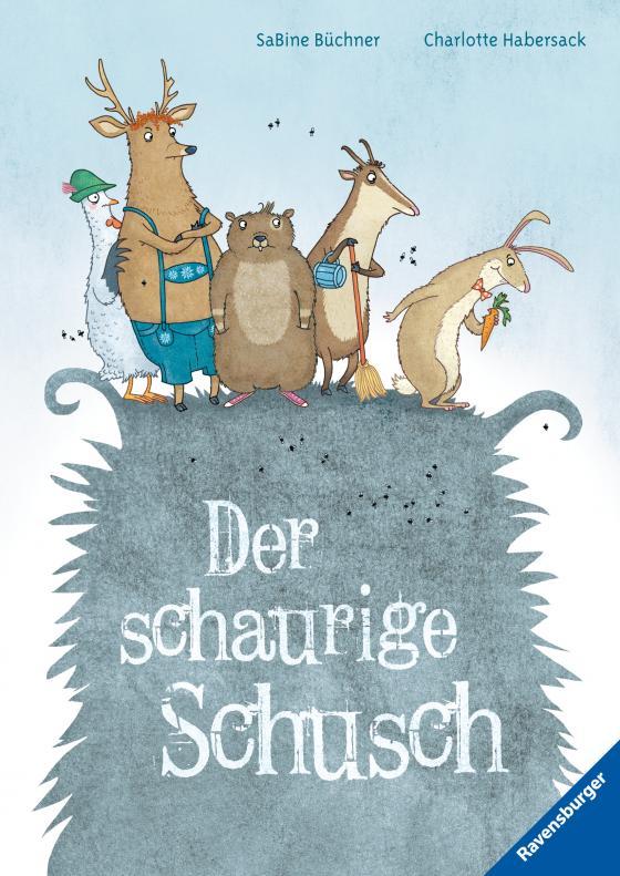 Cover-Bild Der schaurige Schusch