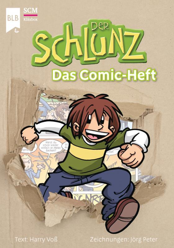 Cover-Bild Der Schlunz - Das Comic-Heft